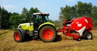 agricultura tractor