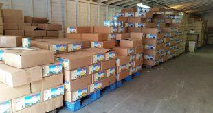 almacenero mozo de almacen almacén