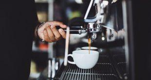 cafetería camarero