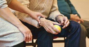 cuidadoras personas mayores